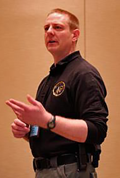 Eric Dickinson Vice Chairman & Core Trainer